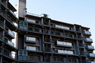 Superannuated housing complex
