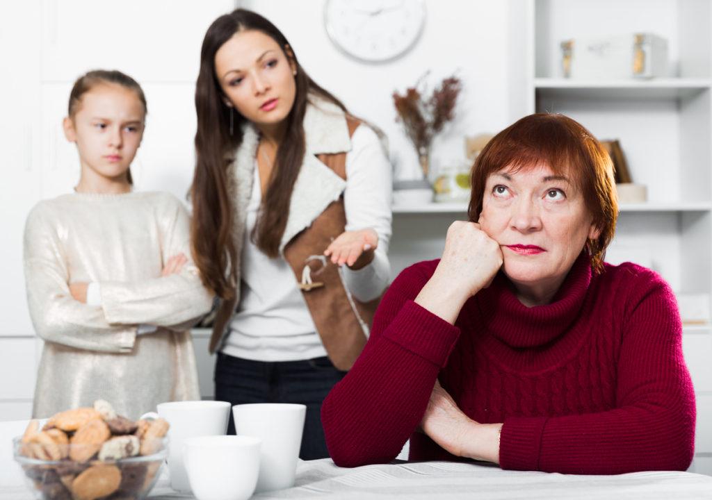 ぽっと出症候群・たまに来る困った家族の特徴と対処法を医師が伝授!