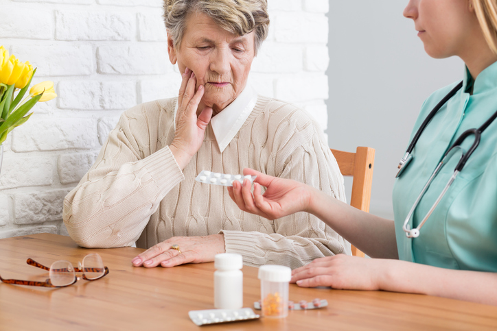 Amount of medications increases with age