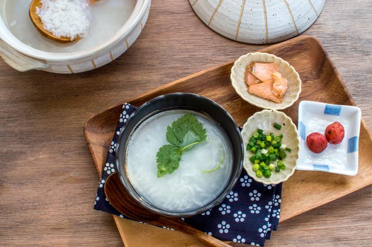 Japanese congee