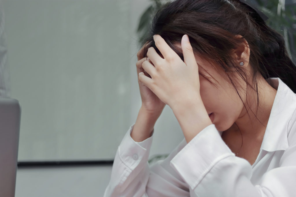 頭痛 前頭葉