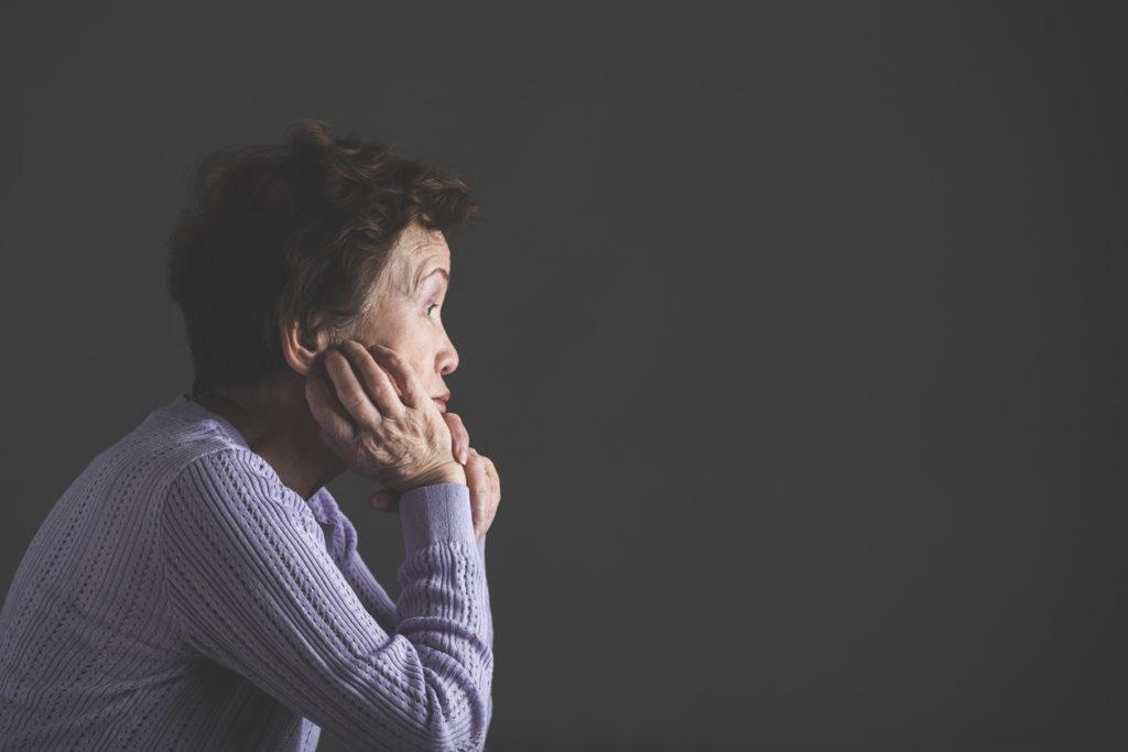 Asian senior women profile