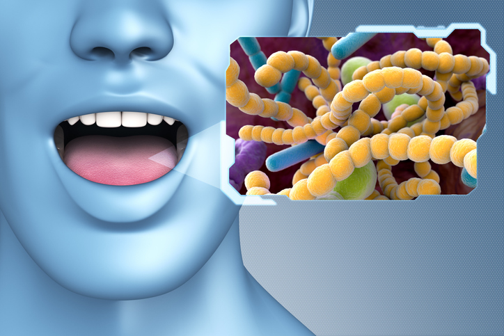 Bad breath bacteria