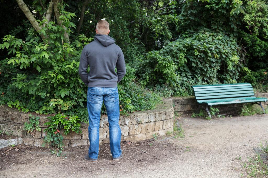 男性のマーキング(=立ち小便)予防のために、効果的なたった一つの方法