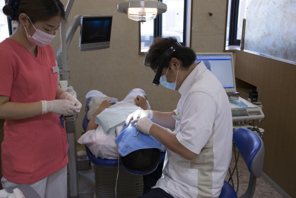 健康診断時にはデンタルドック(歯科検診)の義務付けを!