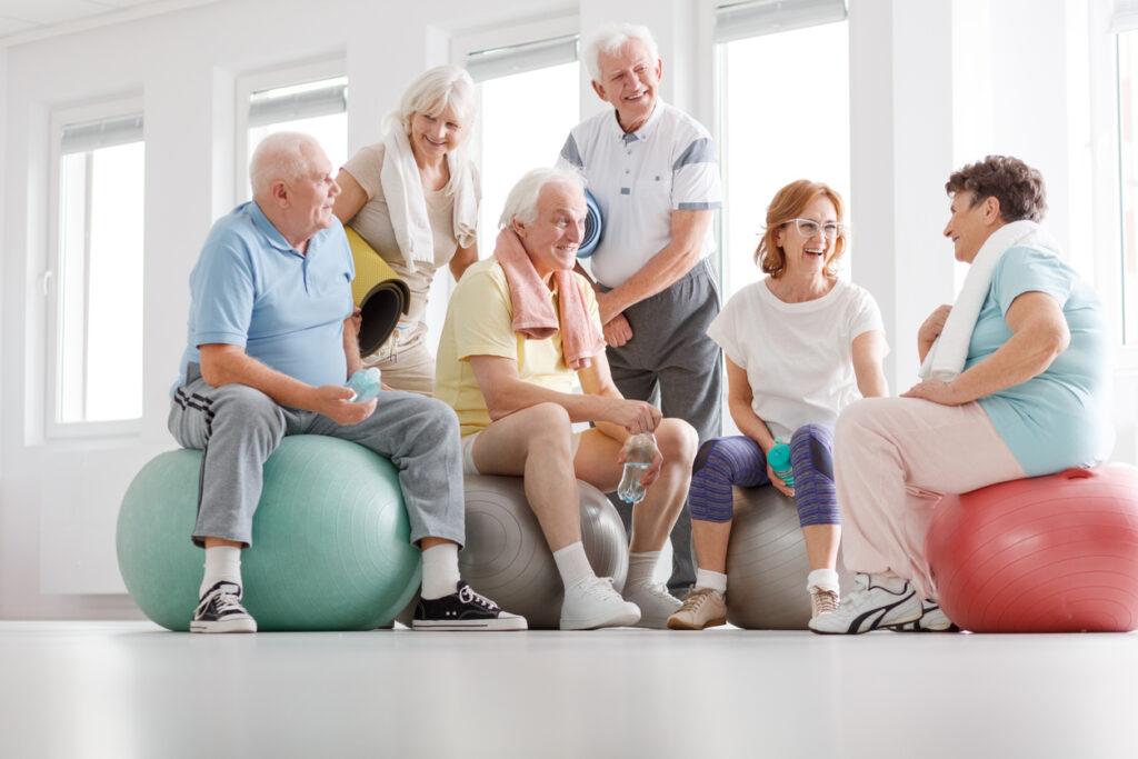 学会も推奨!糖尿病患者のサルコペニア予防に、バランス運動が有効な理由